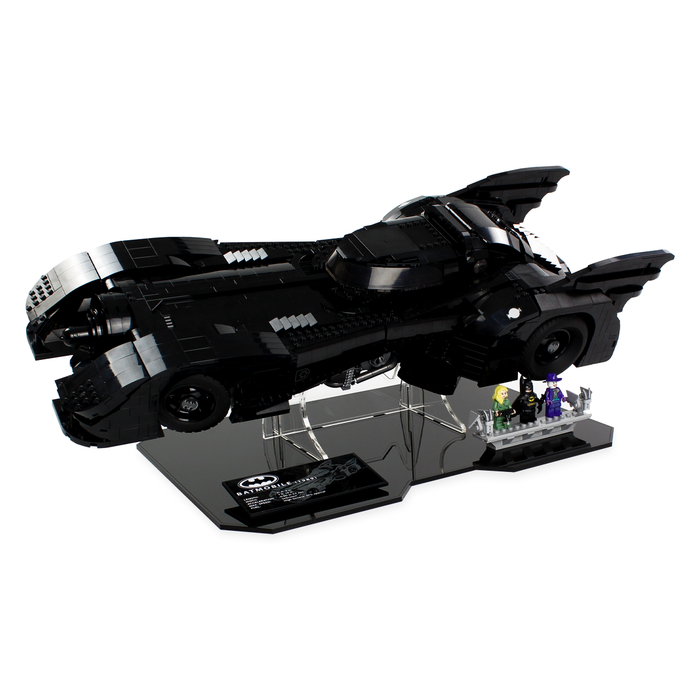 Display stand for LEGO DC: Batmobile (76139) - Wicked Brick