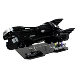 Display Stand and Cases for LEGO DC: Batmobile (76139) - Wicked Brick