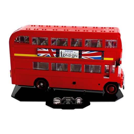 Display stand for LEGO Creator: London Bus (10258) - Wicked Brick