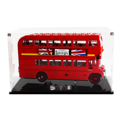 Display solutions for LEGO Creator: London Bus (10258) - Wicked Brick
