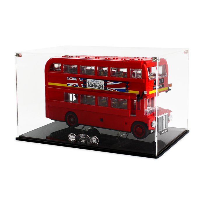 Display cases for LEGO Creator: London Bus (10258) - Wicked Brick
