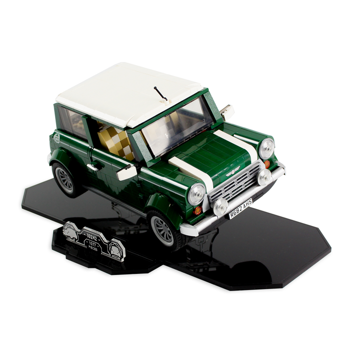 Display stand for LEGO Creator: MINI Cooper (10242) - Wicked Brick