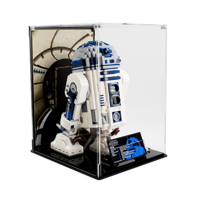 Display solutions for LEGO Star Wars UCS: R2D2 (10225) - Wicked Brick