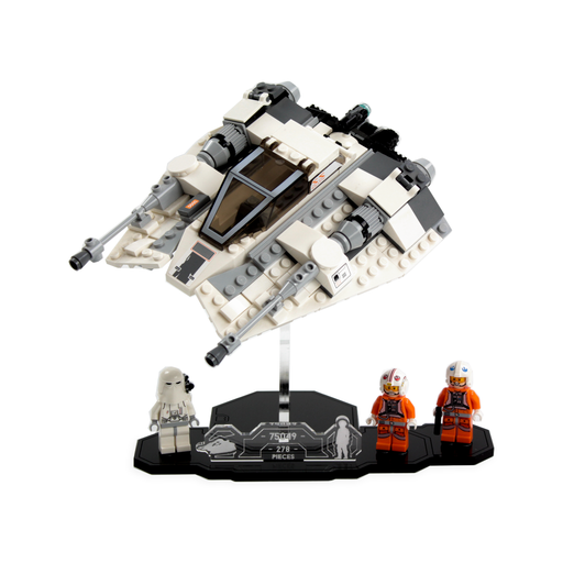 Display solutions for LEGO Star Wars: Snowspeeder (75049) - Wicked Brick