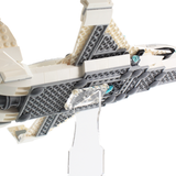 Display solutions for LEGO Marvel: Stark Jet Drone Attack (76130) - Wicked Brick