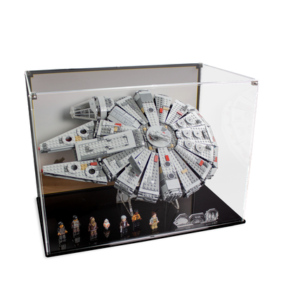 Display solutions for LEGO Star Wars: Millennium Falcon (75105) - Wicked Brick