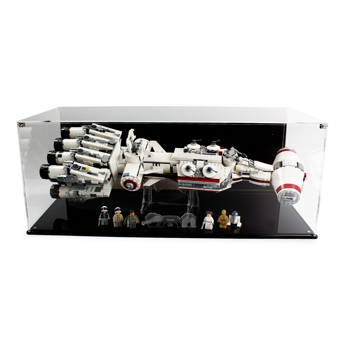 Rebel Transport Fighters stands E-077 Star Wars X-Wing case for Tantive IV
