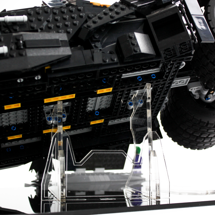 Display stand for LEGO DC: The Tumbler (76023) - Wicked Brick