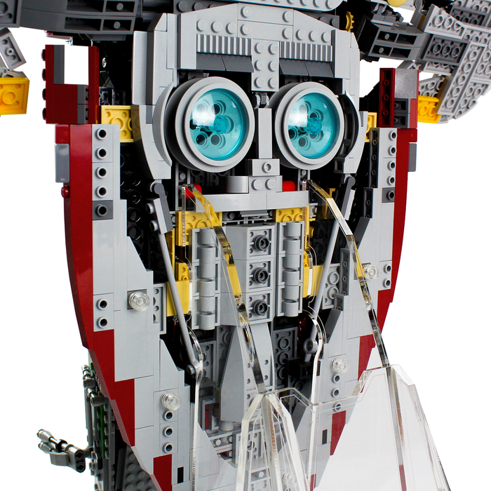 Display stand for LEGO Star Wars: UCS Slave I (75060) - Wicked Brick