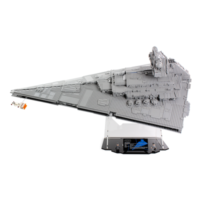 Display solution for LEGO Star Wars: UCS Imperial Star Destroyer (75252)
