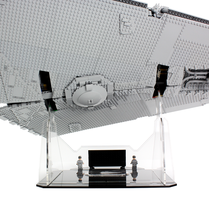 Display solution for LEGO Star Wars: UCS Imperial Star Destroyer (75252) - Wicked Brick