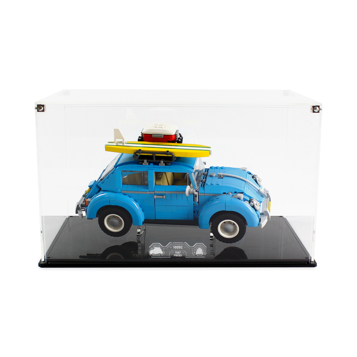Display case for LEGO Creator: VW Beetle (10252) - Wicked Brick