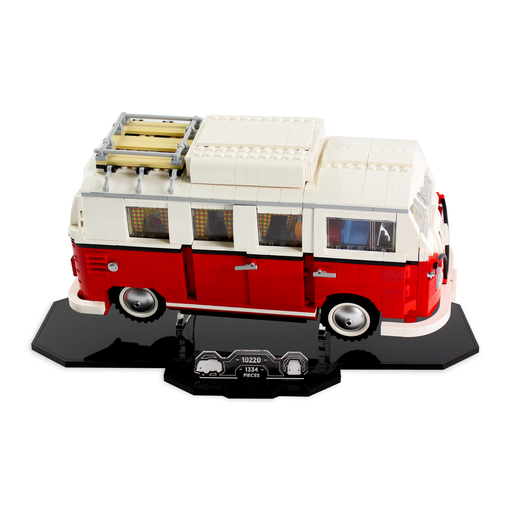 Display stand for LEGO Creator: VW T1 Campervan (10220) - Wicked Brick