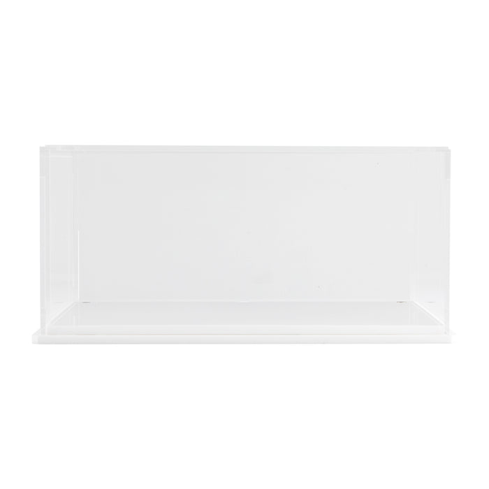 Vario display case (White Edition) - 162mm deep