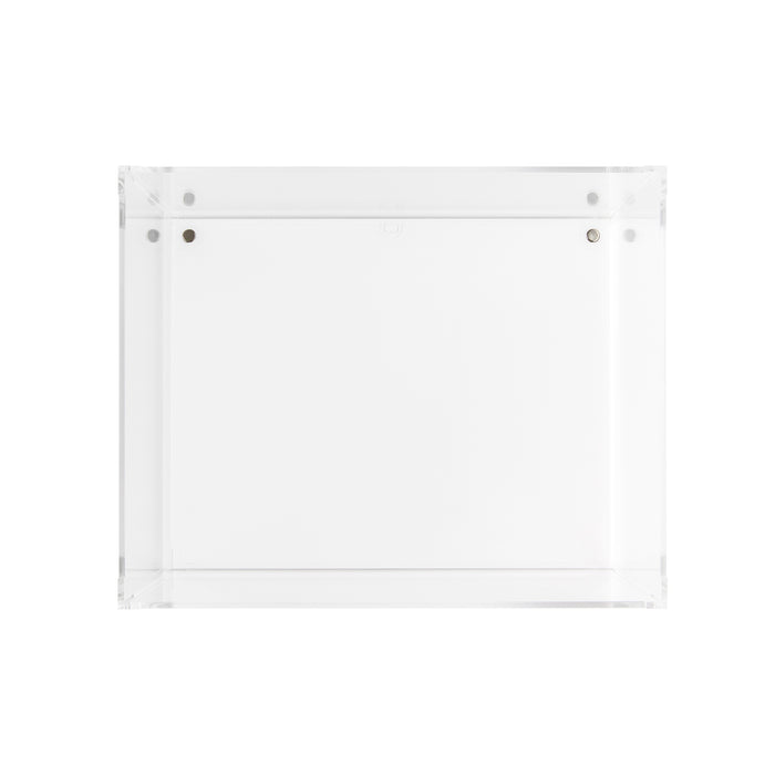 Vario display case (White Edition) - 102mm deep