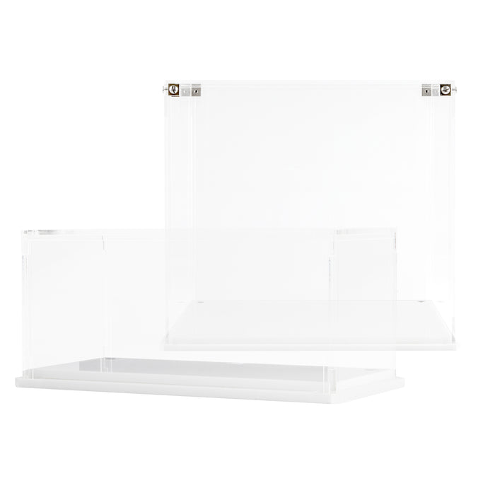 Vario display case (White Edition) - 82mm deep