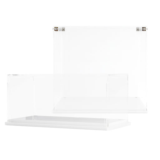 Vario display case (White Edition) - 202mm deep
