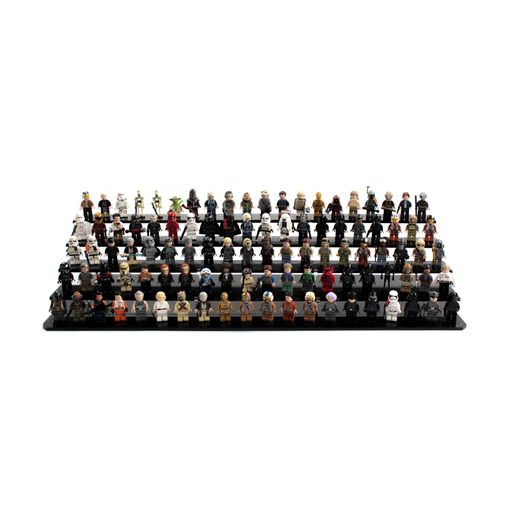 Display podiums for LEGO Minifigures - Wicked Brick