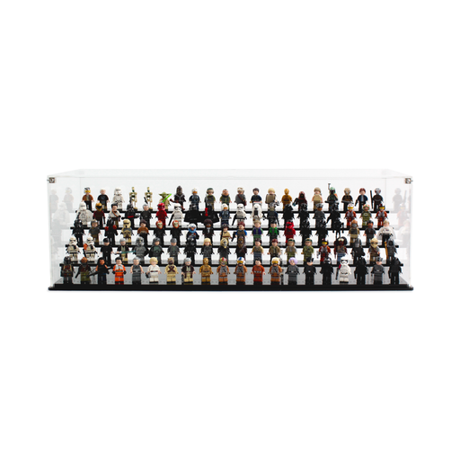 Display case podiums for LEGO Minifigures - Wicked Brick