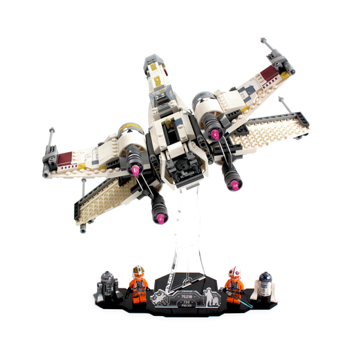 Display solutions for LEGO Star Wars: X-Wing (75218) - Wicked Brick