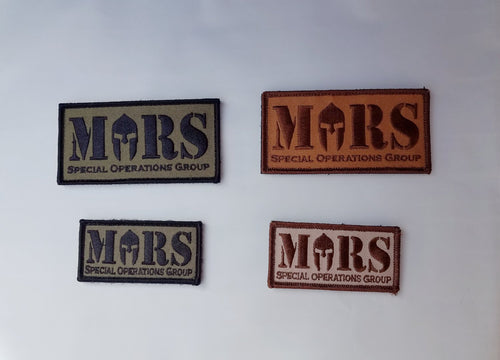 Rectangle MARS Patch