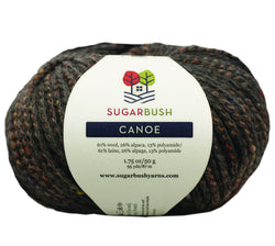Canoe, Sugar Bush Yarns - Singing heART Studios