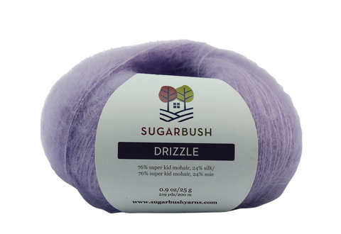 Drizzle, Fingering Weight, Sugar Bush Yarns - Singing heART Studios
