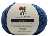 Bliss, Sugar Bush Yarns, - Singing heART Studios