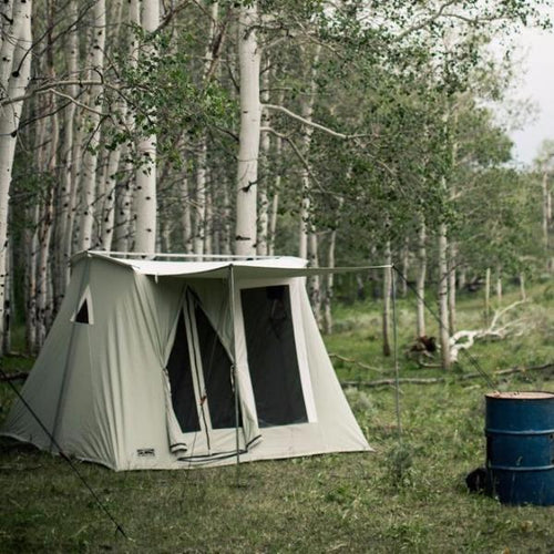 Springbar Canvas Tent