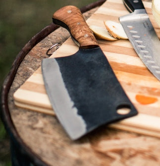 Coopers Forge Knife