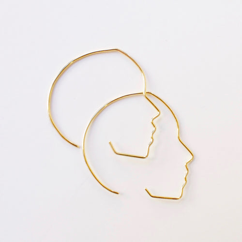 Get a Bob | Yellow Gold Covered Silver |