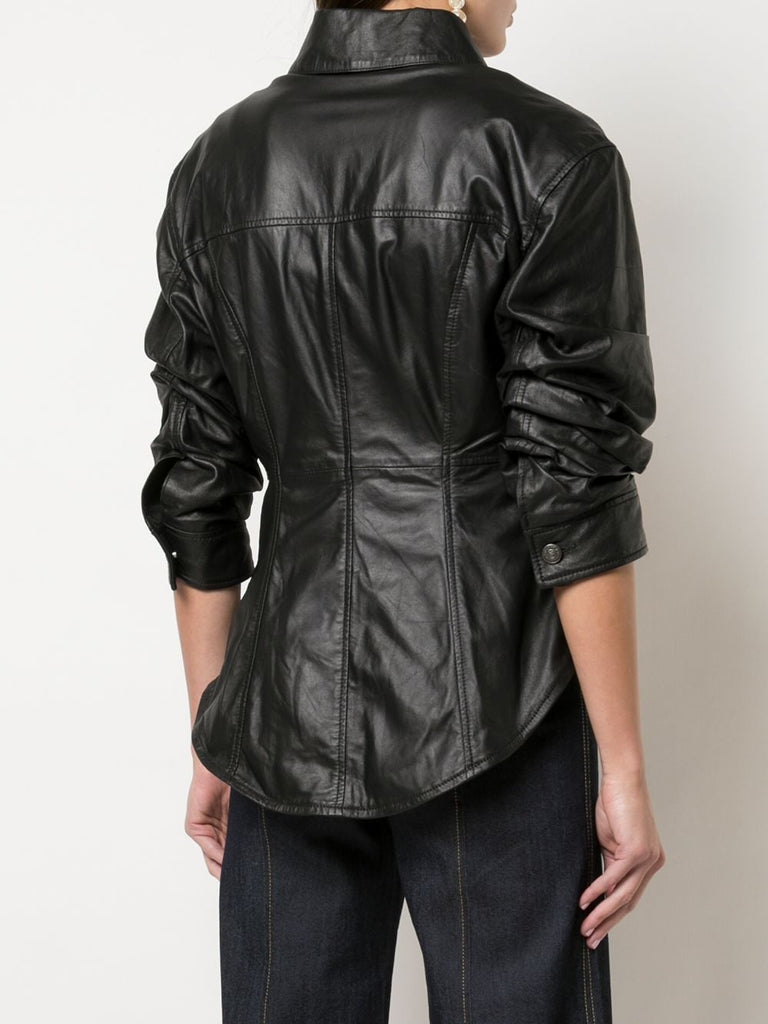 Scrunched Canyon Jacket