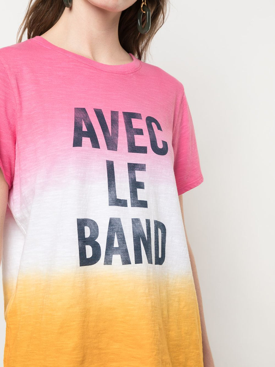 With The Band Tee