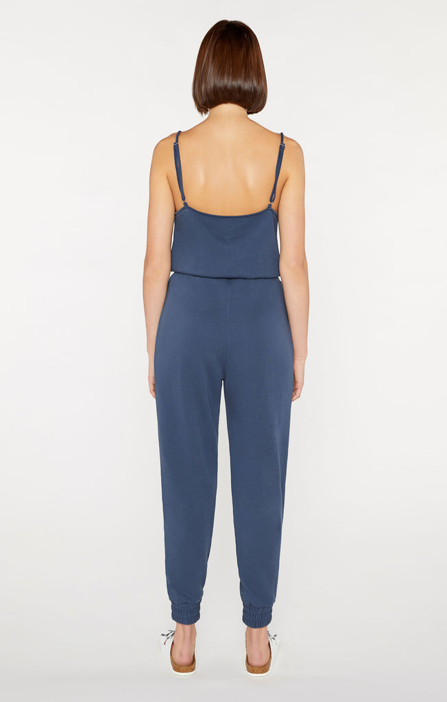 Terry Finnley Jumpsuit