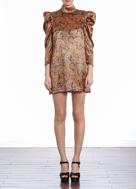 Paisley Karen Dress