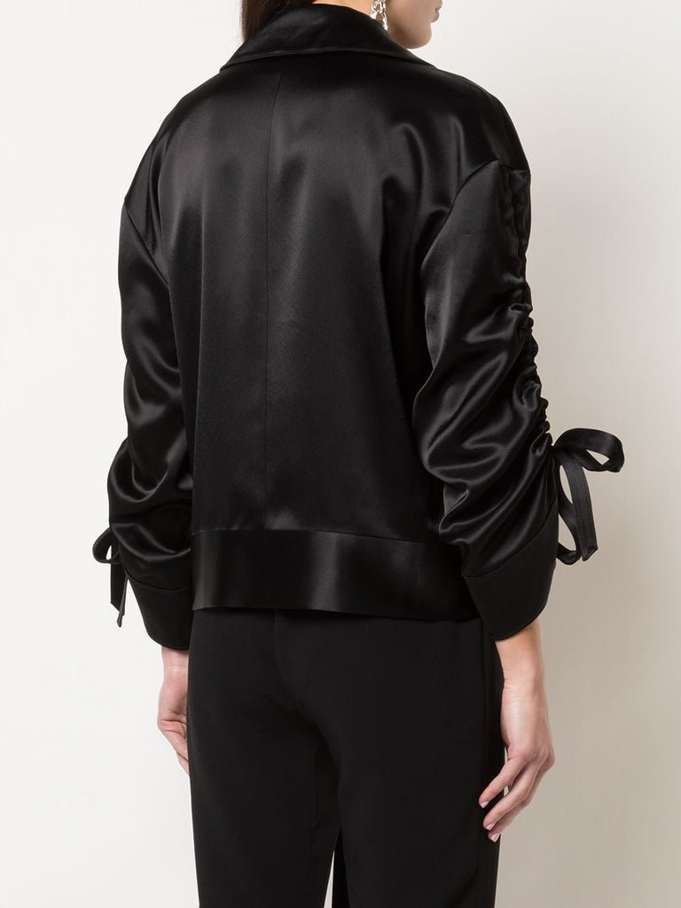 Cropped Aziza Jacket
