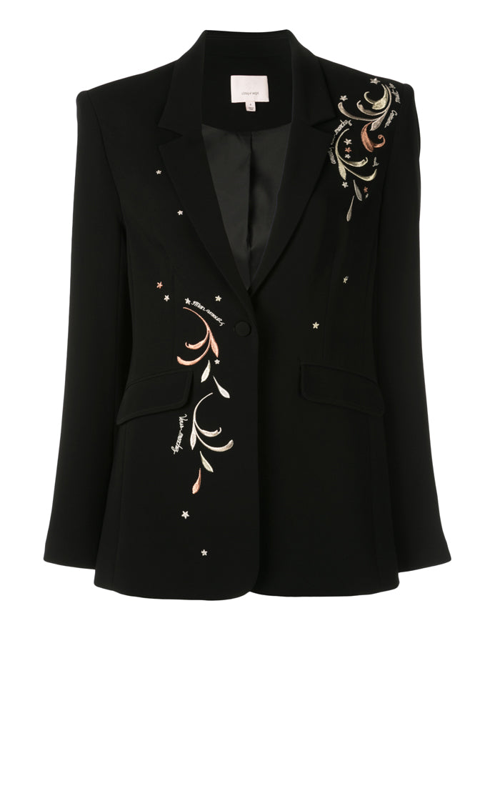 Whimsical Love Story Estelle Blazer