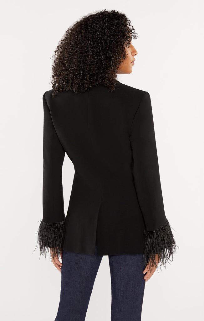 Feather Cheyenne Blazer