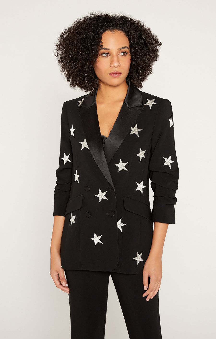 Mini Star Lila Blazer