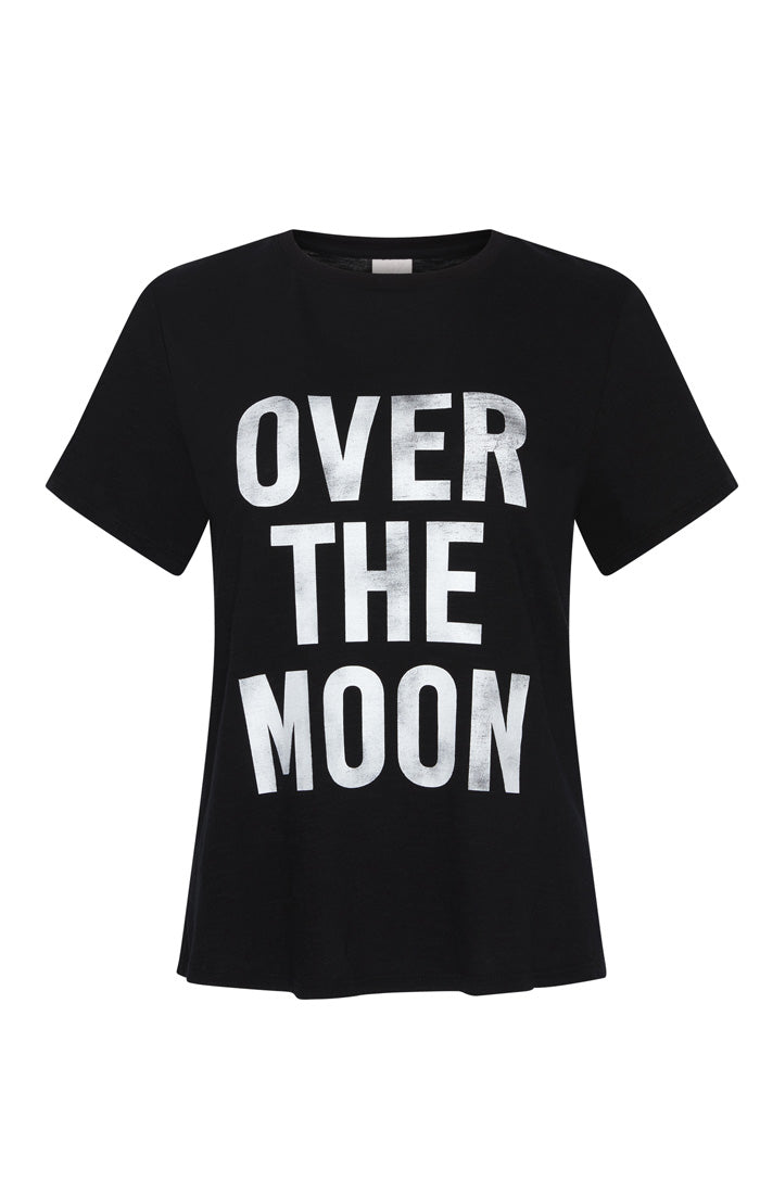 Over The Moon Tee