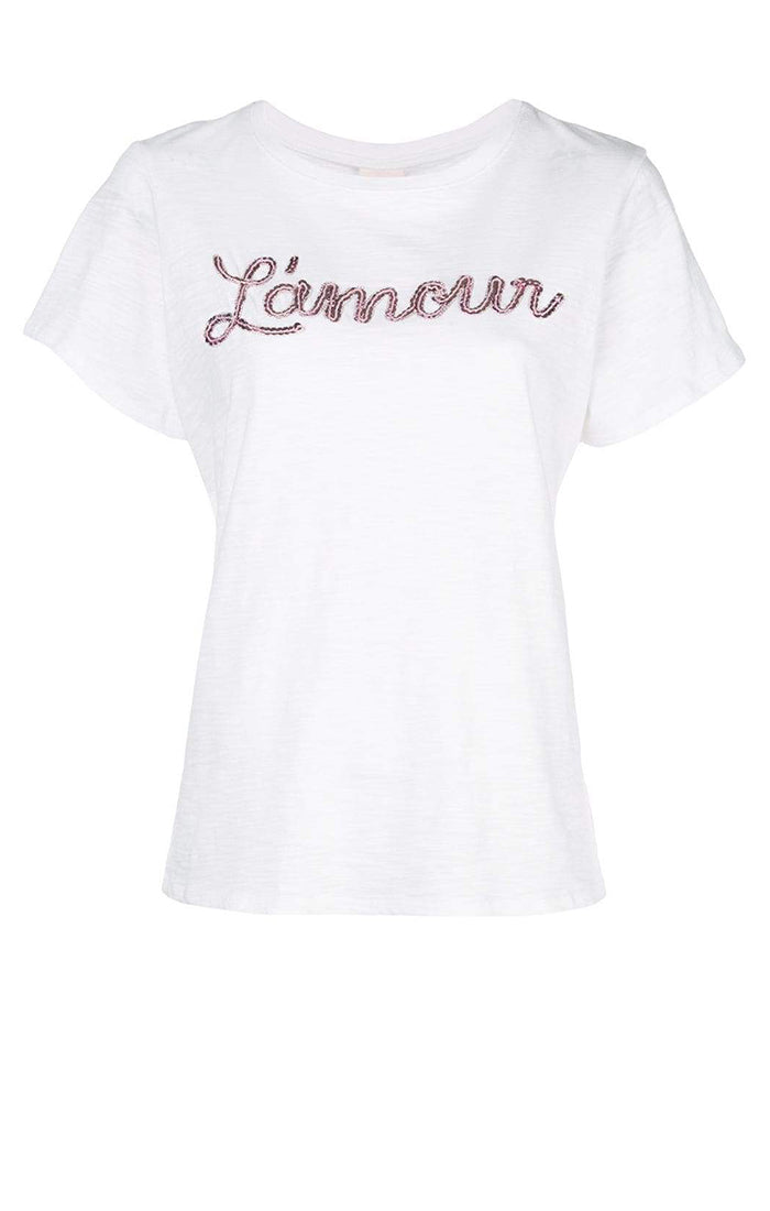 L'amour Sequin Tee