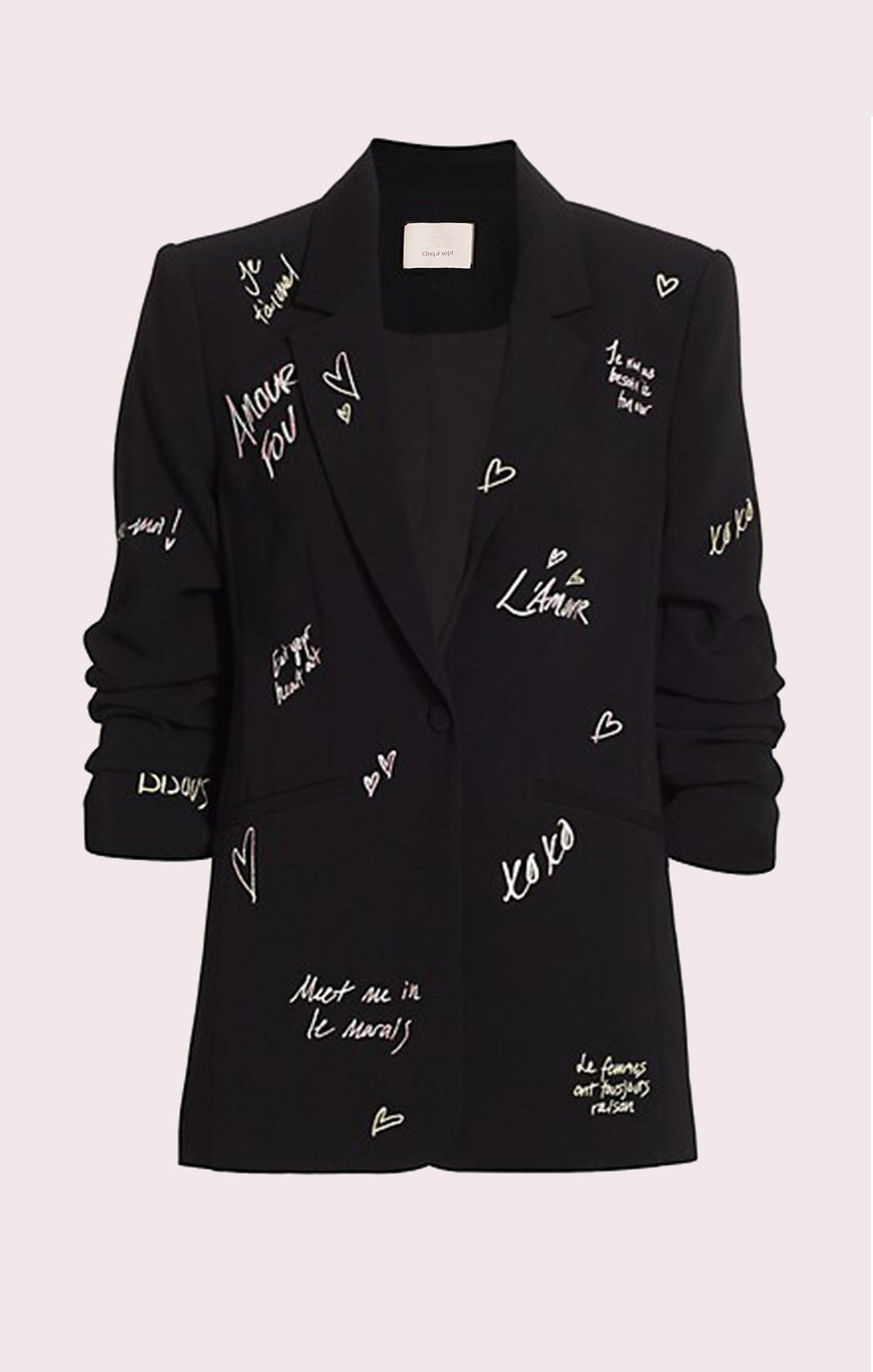 Love Note Kylie Jacket