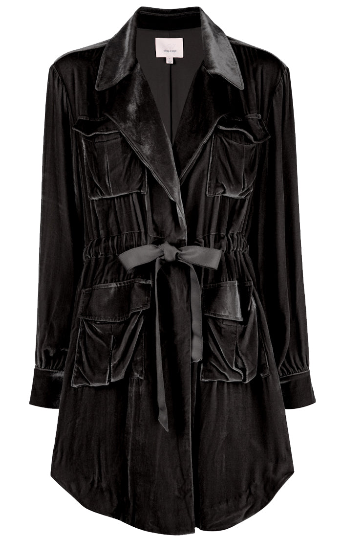 Mathieu Trench Jacket