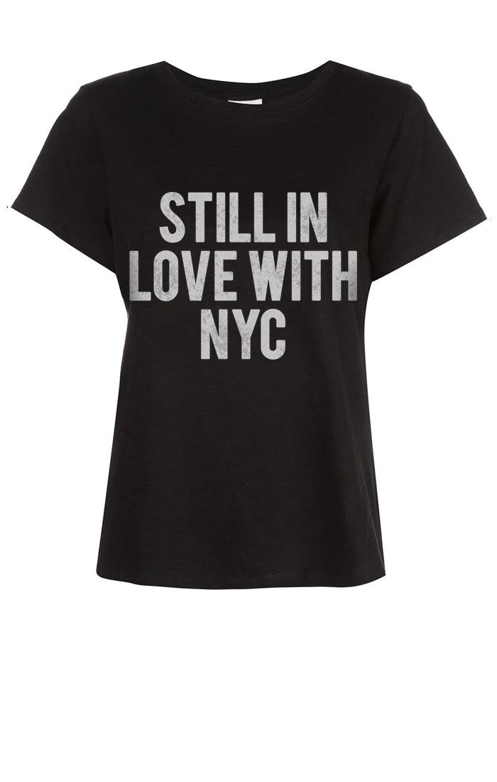 Still In Love With New York Tee