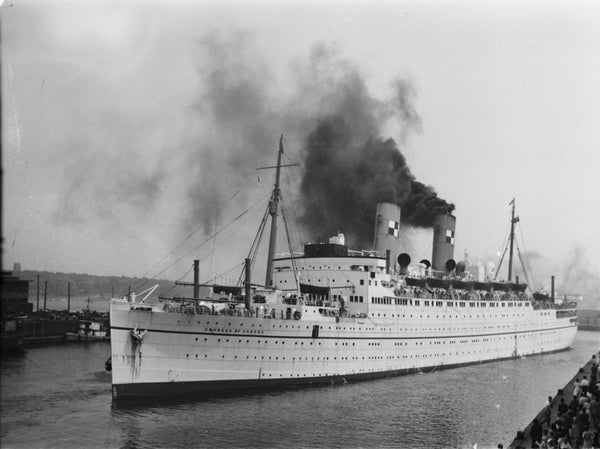 SS Duchess of Richmond aka Empress of Canada