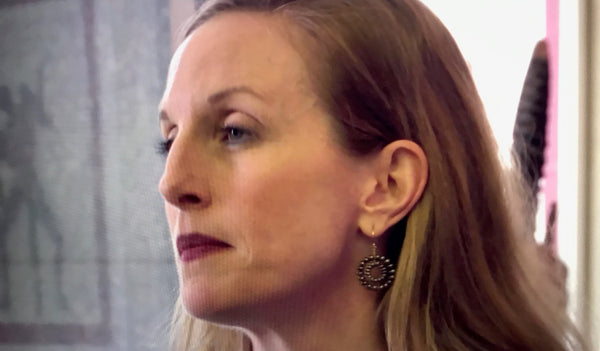 Wendy Whelan screenshot from Restless Creature documentary