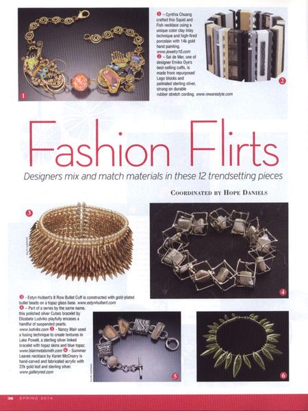 Niche Magazine - Fashion Flirts - Jewelry