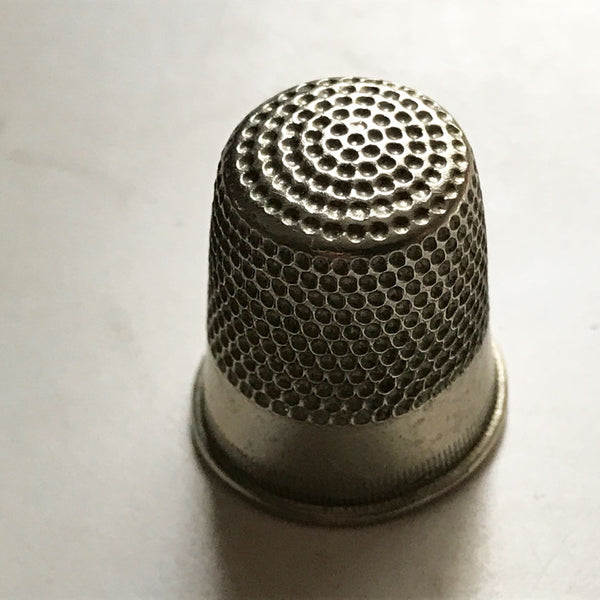 metal quilting thimble