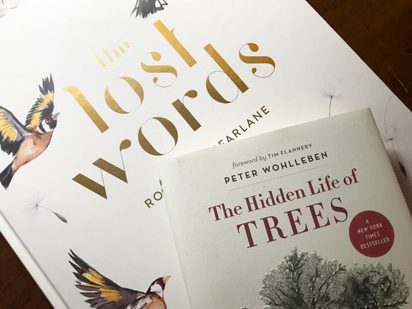 Lost Words and the Secret Life of Trees