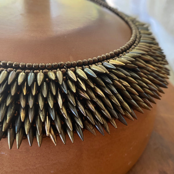 Detail of Bullet Choker
